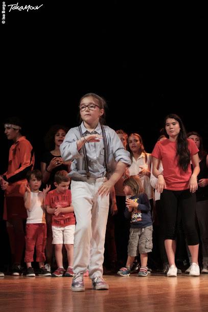 cours enfant danse Hip Hop (8-9 ans). Initiation