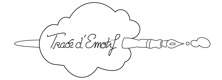 Logo Tracé d'Emotif